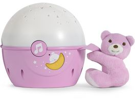 Chicco First Dreams Next 2 Stars Projektor rosa