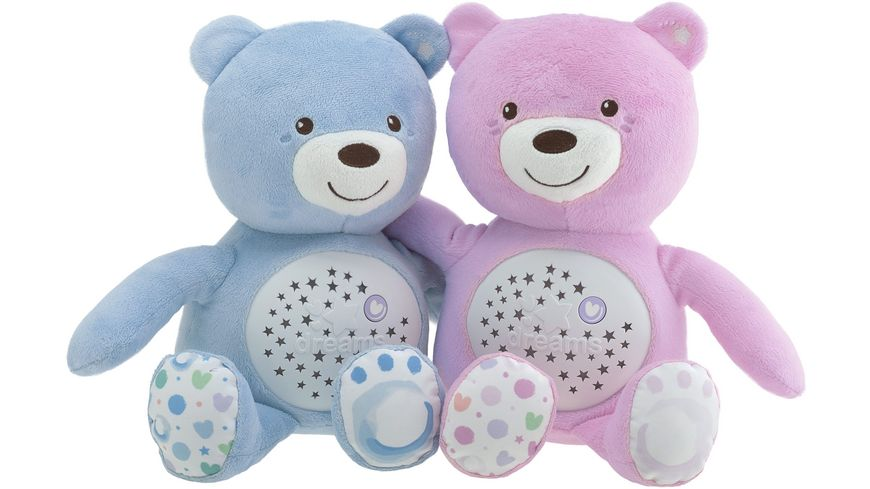 Chicco First Dreams Baby Baer rosa