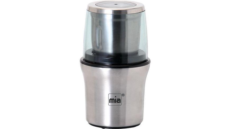 Mia Multizerkleinerer und Kaffemuehle