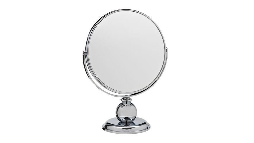 Stellspiegel silber