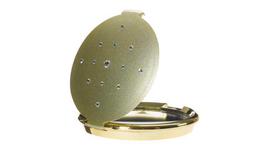 Taschenspiegel gold