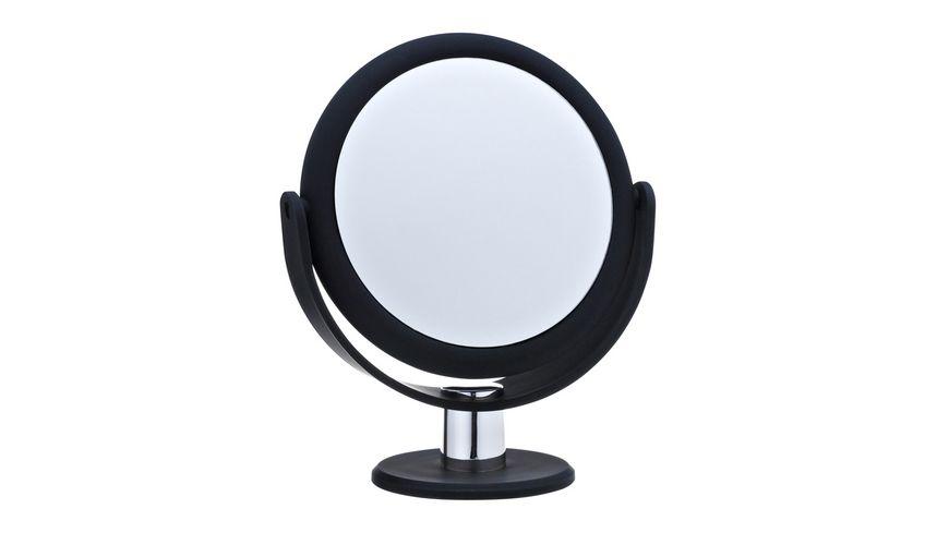 Stellspiegel Kunststoff schwarz