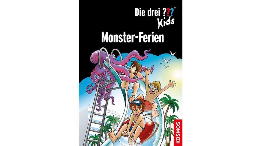 Die drei Kids Monster Ferien
