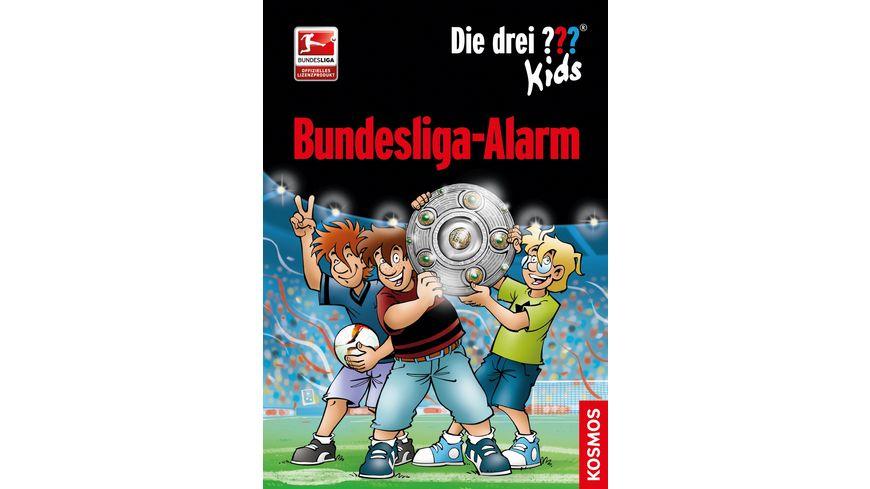 Die drei Kids Bundesliga Alarm