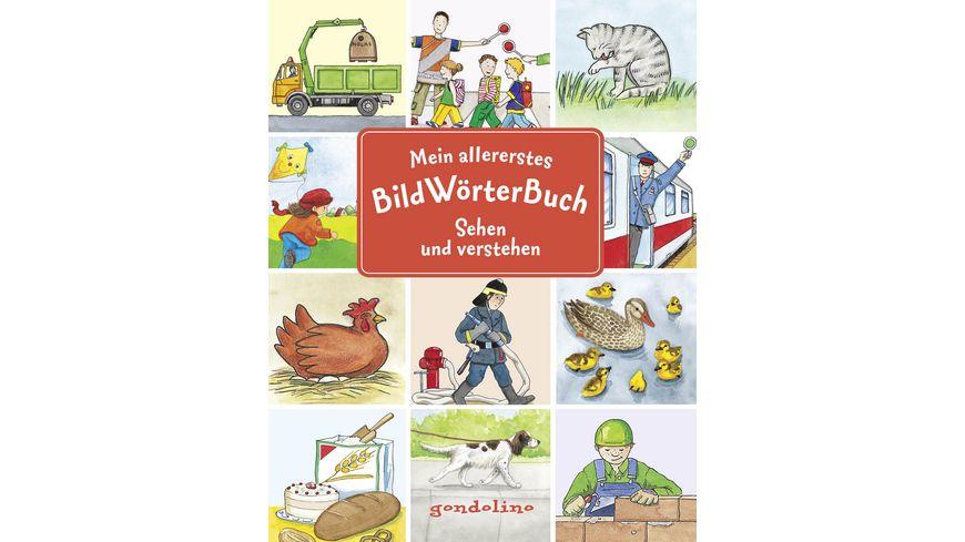 Buch gondolino Mein allererstes BildWoerterBuch Sehen und verstehen