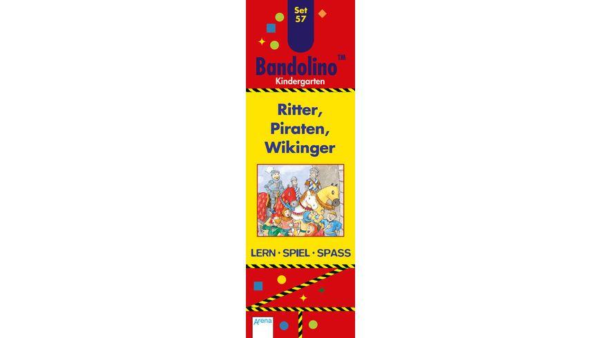 Buch - ARENA - Ritter, Piraten, Wikinger