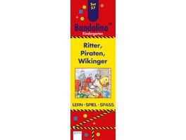 Buch ARENA Ritter Piraten Wikinger