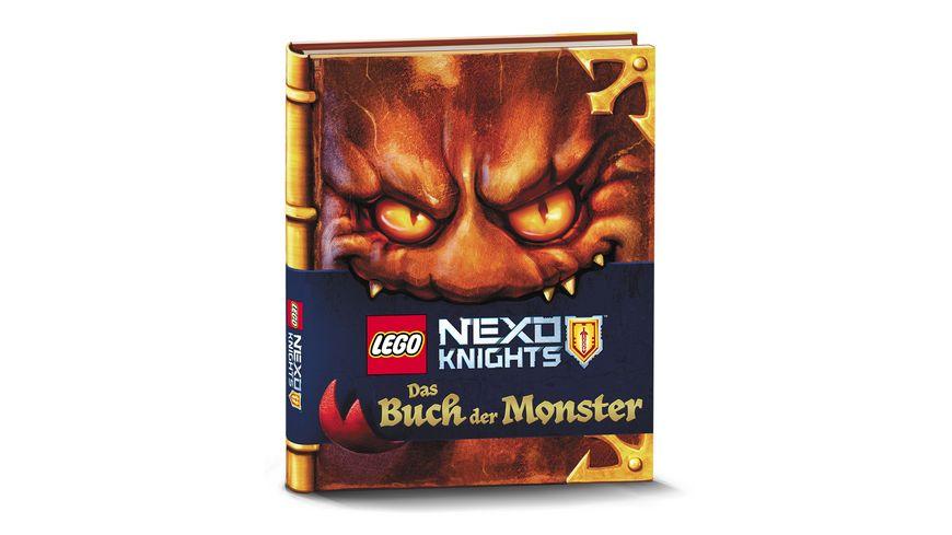 Buch AMEET Verlag LEGO Nexo Knights Das Buch der Monster