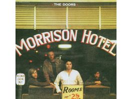 Morrison Hotel 40th Anniversary Mixes