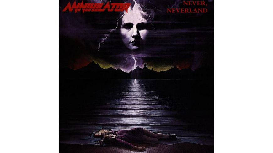 Never Neverland Re Issue