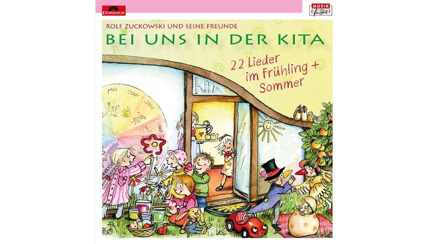 Bei Uns In Der Kita 22 Lieder Fruehling Sommer