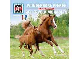 Folge 56 Wunderbare Pferde Reitervolk Mongolen