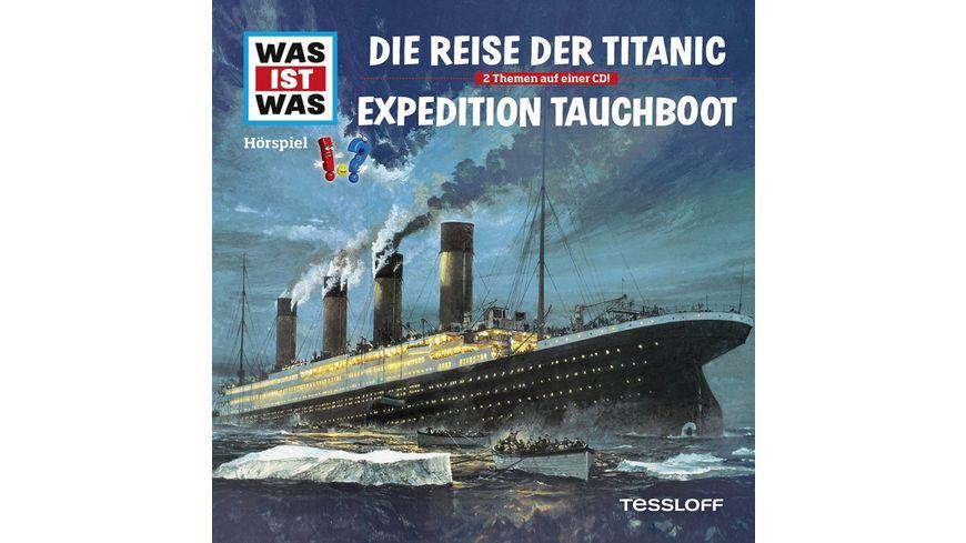 Folge 57 Reise Der Titanic Expedition Tauchboot