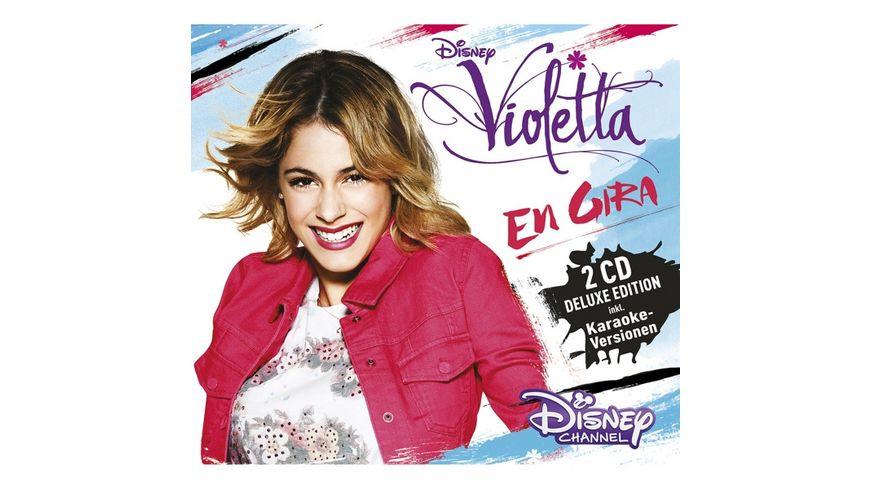 Violetta En Gira Deluxe Staffel 3 Vol 1