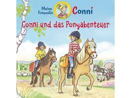 47 Conni Und Das Ponyabenteuer