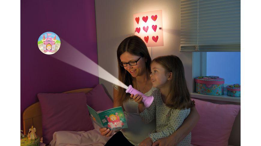 HABA Taschenlampen Projektor Prinzessin Lilu