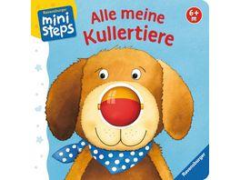 Ravensburger Buch ministeps Alle meine Kullertiere