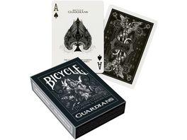 Bicycle Poker Kartendeck Guardians