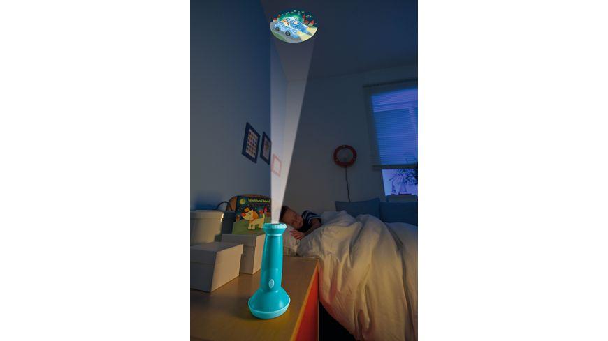 HABA Taschenlampen Projektor Wachhund Waldi
