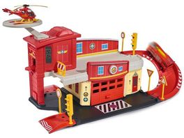 Dickie Feuerwehrmann Sam Fireman Sam Fire Rescue Centre