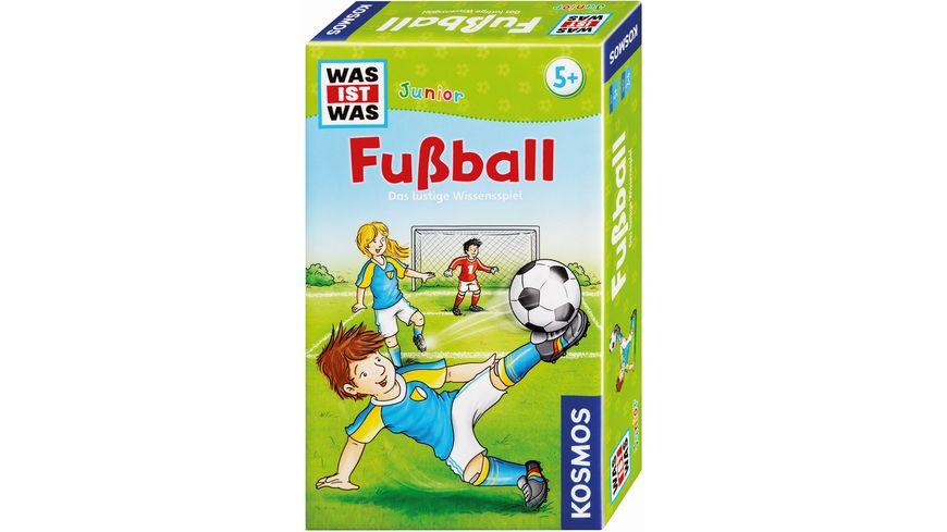 KOSMOS Was ist Was Junior Fussball