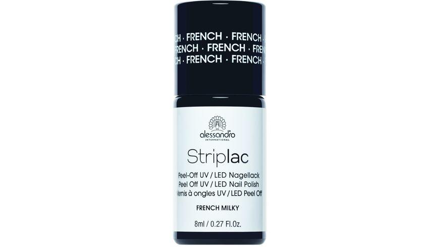 alessandro Striplac French Milky