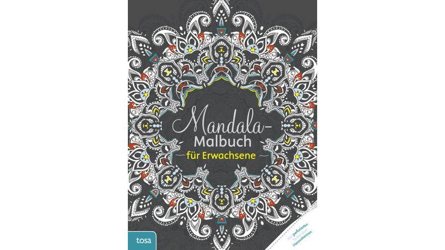 Mandala Malbuch fuer Erwachsene