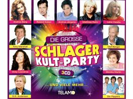 Die Grosse Schlager Kult Party