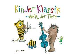 Kinder Klassik Welt der Tiere