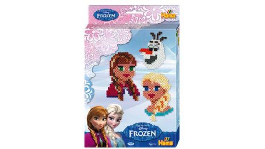 Hama Buegelperlen Kleine Geschenkpackung Frozen