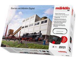 Maerklin 29721 Digital Startpackung Gueterverkehr der Epoche III 230 Volt BR 94 DB H0