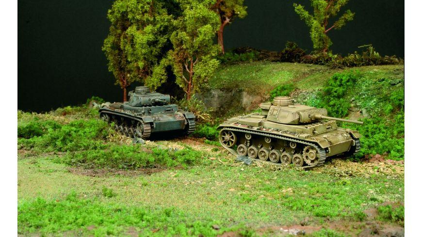 Italeri 7507 Schnellbausatz Militaerfahrzeuge 1 72 Pz Kpfw Iii