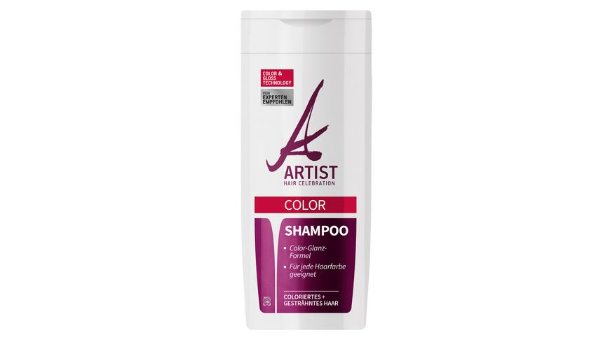 ARTIST Shampoo Color