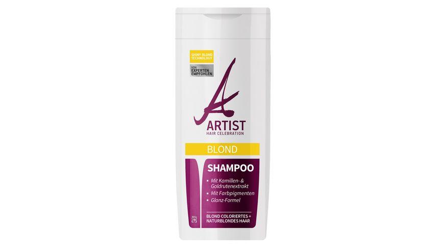 ARTIST Shampoo Blond