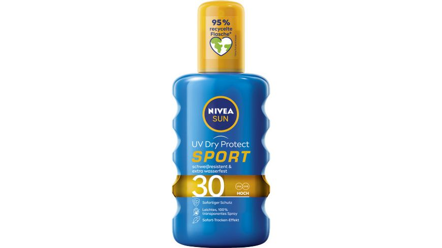 NIVEA sun Protect Refresh Spray LSF 30