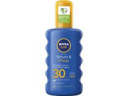 NIVEA sun Pflegendes Sonnenspray LSF30