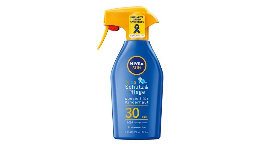 NIVEA SUN Kids Schutz & Pflege Spray LF 30 Trigger 300ml