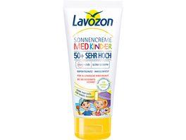 Lavozon Sonnencreme MED Kinder LSF 50