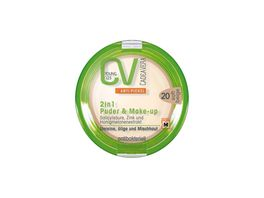 CV Young Anti Pickel 2in1 Puder Make Up 20