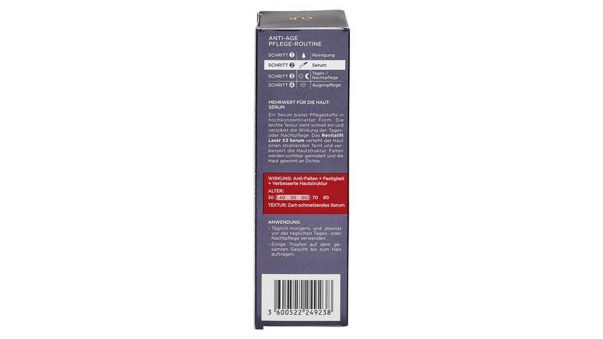L OREAL PARIS REVITALIFT Laser X3 Serum