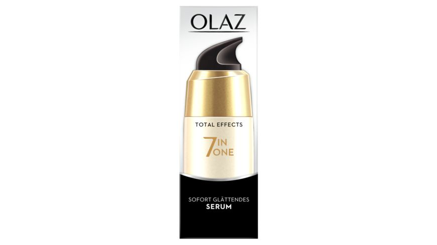 OLAZ Total Effects 7 in 1 Sofort Pflegendes Serum Anti Aging Hautpflege