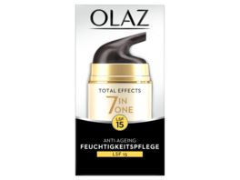 OLAZ Total Effects 7 in 1 BB Cream Anti Aging Hautpflege fuer hellere Hauttypen