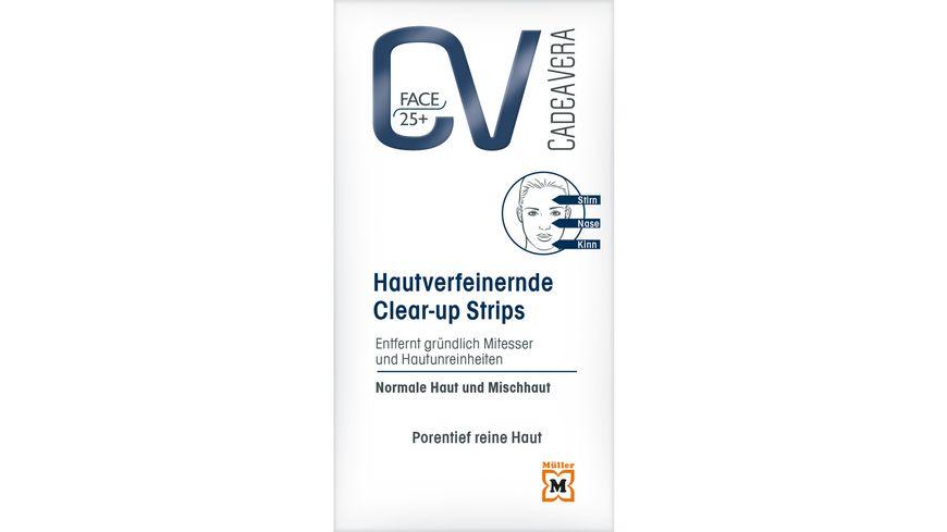 CV Face Hautverfeindernde Clear Up Strips