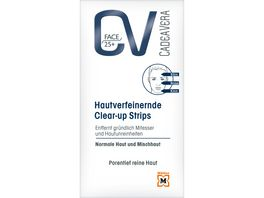 CV Face Hautverfeindernde Clear Up Strips