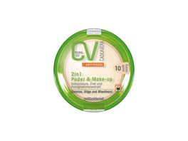 CV Young Anti Pickel 2in1 Puder Make Up 10