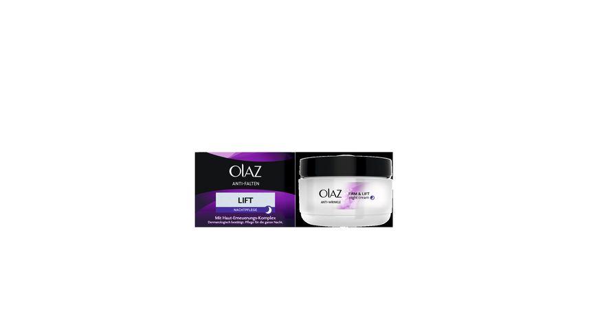 OLAZ Anti Falten Lift Nachtcreme Anti Aging Hautpflege
