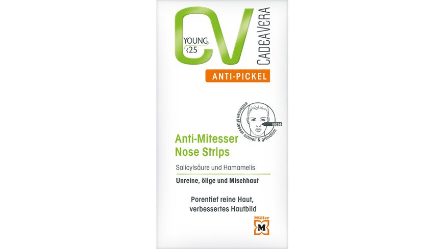 CV Young Anti Pickel Nose Strips