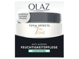 OLAZ Total Effects 7 in 1 Tagescreme Anti Aging Hautpflege Parfuemfrei