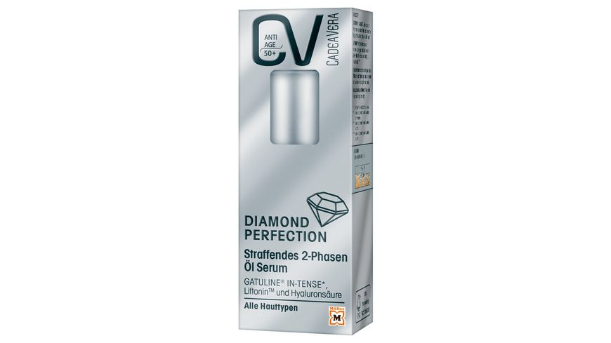 CV Anti Age Diamond Perfection 2 Phasen Oel Serum