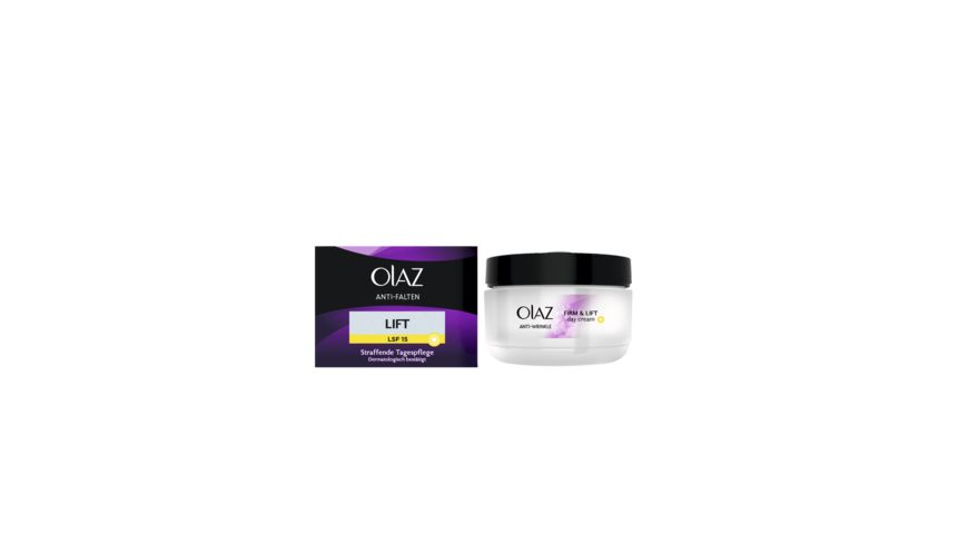 OLAZ Anti Falten Lift Tagescreme Anti Aging Hautpflege mit LSF15